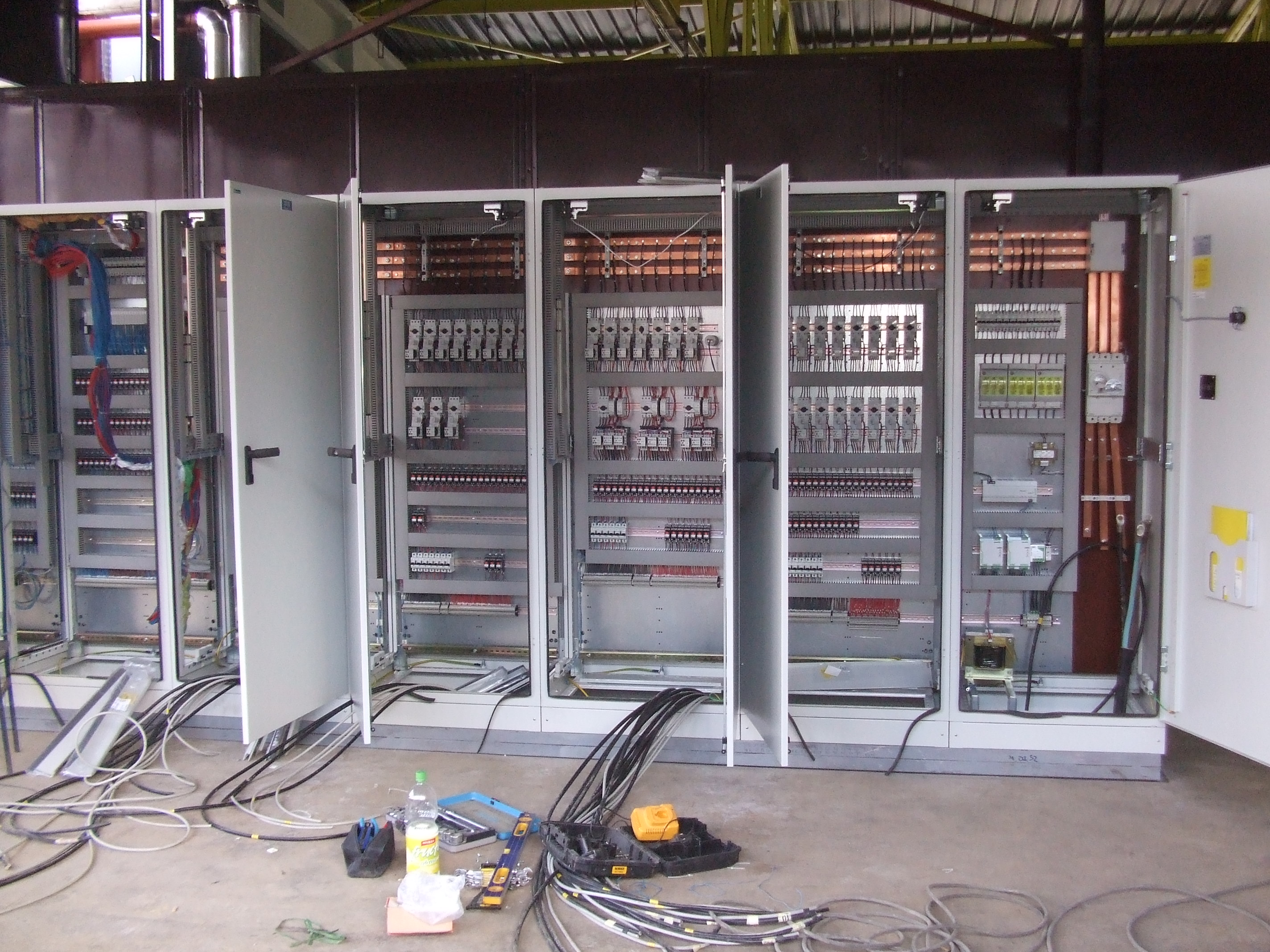 Low Voltage Instalations Home Wiring Cabinets